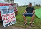"""Donos de imóveis """"caçam"""" turistas na estrada para alugar casas no RS-media-1"""
