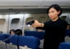 Após confusão, aérea endurece uso de arma de choque contra brigão em avião-media-1
