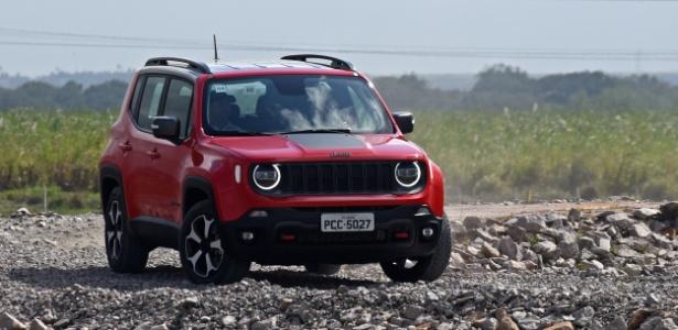 Facerj Uol Carros Mostra Consegue Ver O Que Muda No Jeep